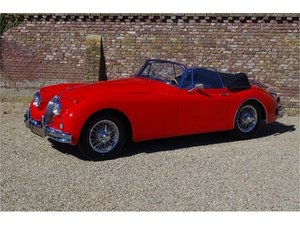 Picture of 1960 Jaguar XK 150 DHC Matching Numbers, Power steering For Sale