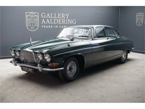 Picture of 1970 Jaguar 420G long-term ownership, rare manual gearbox For Sale