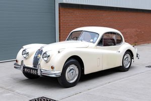 Picture of 1956 Jaguar XK140 FHC SOLD