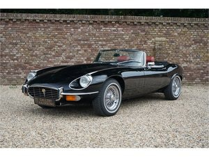 Picture of 1974 Jaguar E-Type Lovely condition, manual gearbx version, facto For Sale
