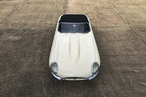 Picture of 1961 Jaguar E Type Roadster Outside Bonnet Lock For Sale