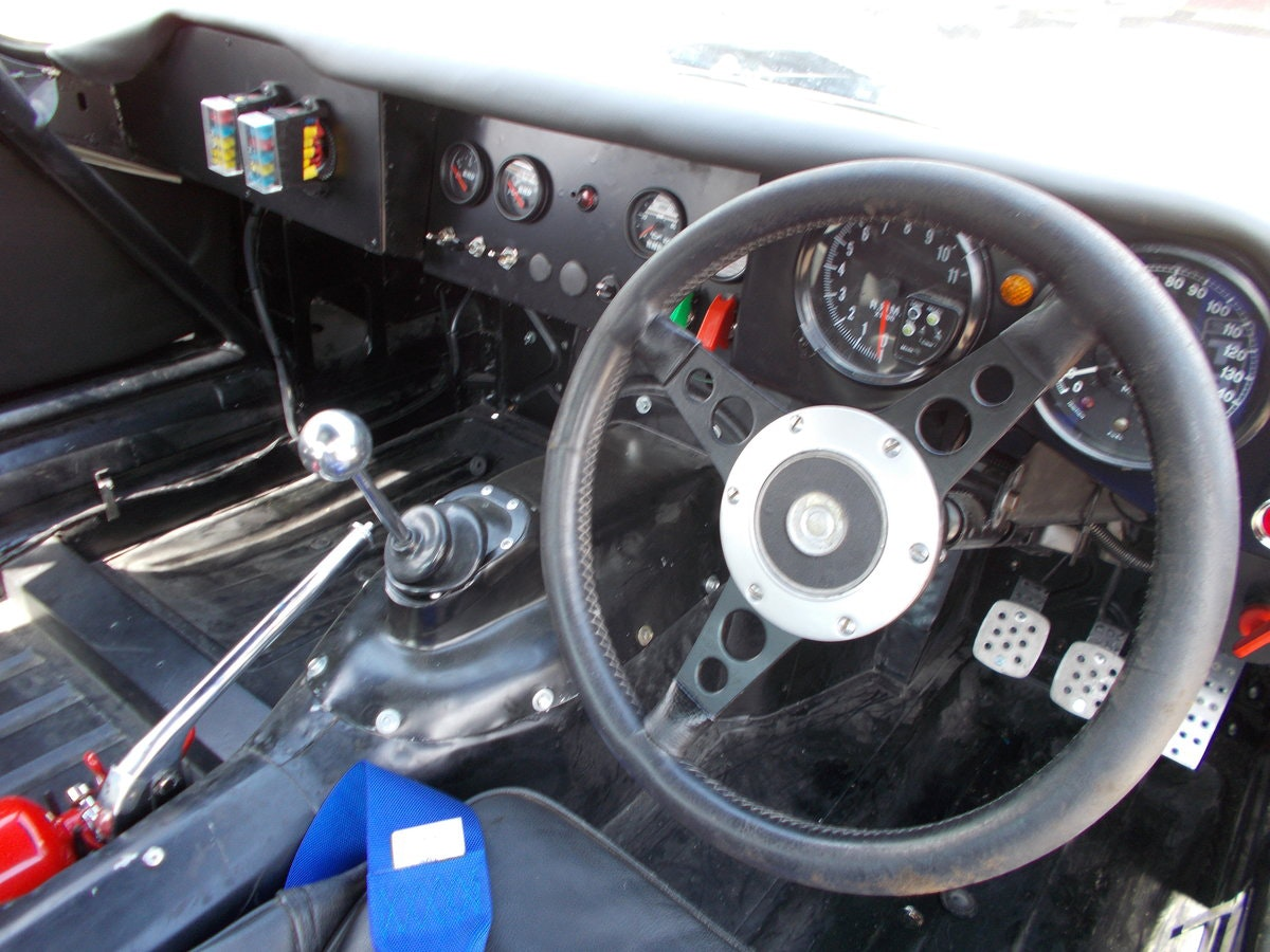 E-type fhc race car 1963 For Sale (picture 5 of 6)