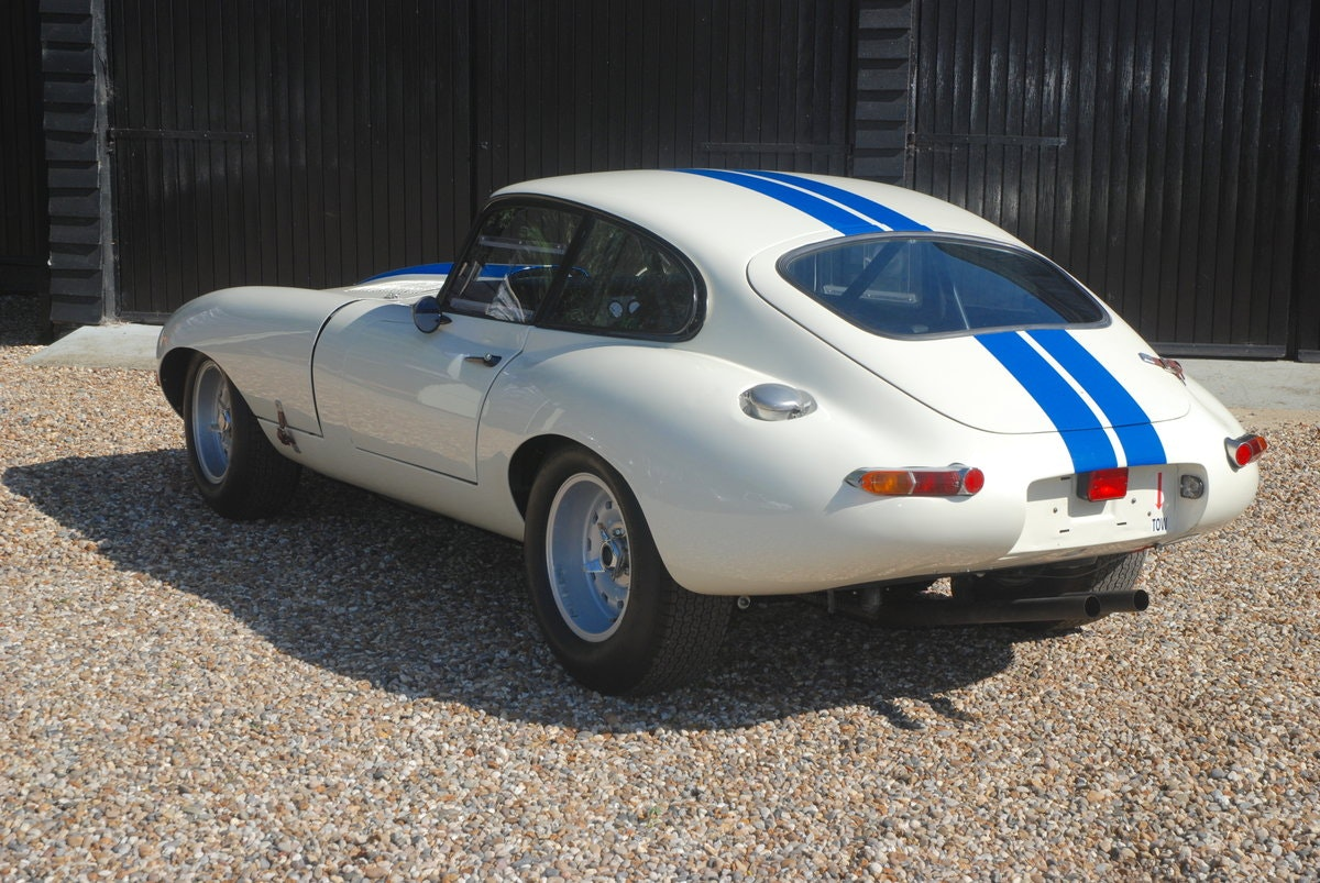 E-type fhc race car 1963 For Sale (picture 2 of 6)