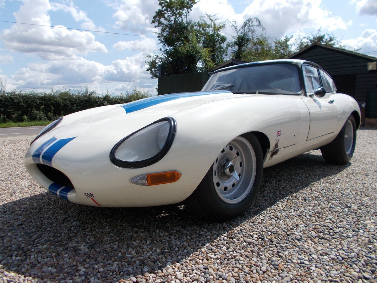 E-type fhc race car 1963 For Sale (picture 6 of 6)