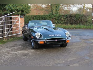 1969 Jaguar E-Type Series II 4.2 Roadster, Retrimmed Interior For Sale (picture 1 of 20)