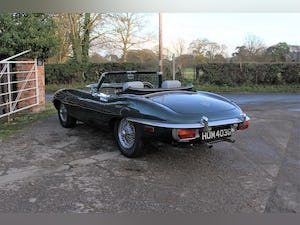 1969 Jaguar E-Type Series II 4.2 Roadster, Retrimmed Interior For Sale (picture 4 of 20)