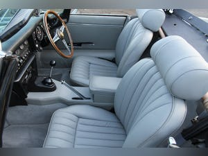1969 Jaguar E-Type Series II 4.2 Roadster, Retrimmed Interior For Sale (picture 11 of 20)