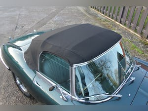 1969 Jaguar E-Type Series II 4.2 Roadster, Retrimmed Interior For Sale (picture 20 of 20)