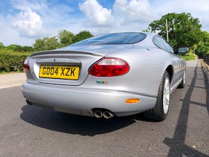 Superb 2004 Jaguar XKR 4.2 s/c - Silver with Black int For Sale (picture 11 of 12)