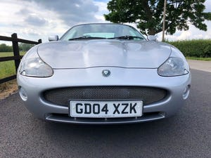 Superb 2004 Jaguar XKR 4.2 s/c - Silver with Black int For Sale (picture 12 of 12)