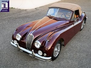 Picture of 1955 JAGUAR XK 140 DROP HEAD COUPE For Sale
