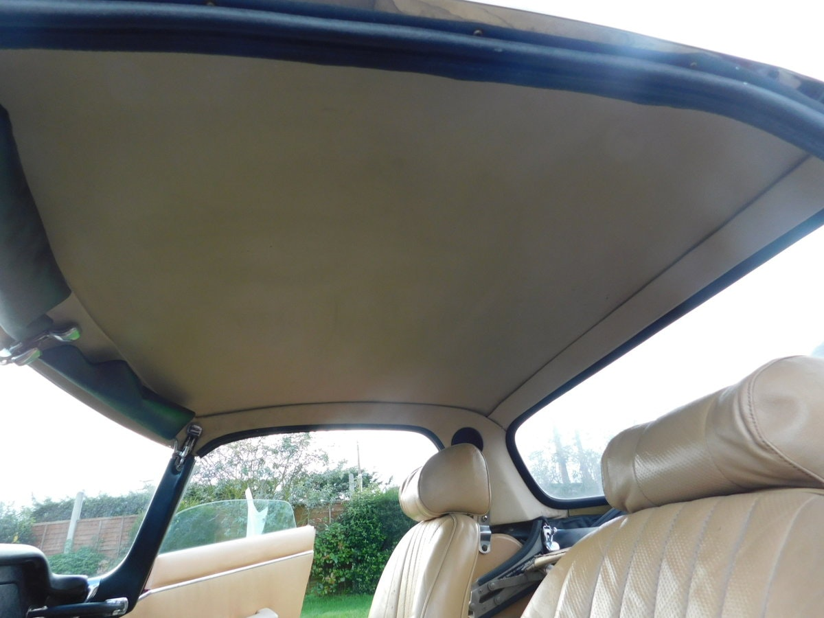 1974 JAGUAR E TYPE V12 MANUAL ROADSTER For Sale (picture 13 of 25)