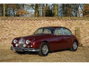 Picture of 1960 jaguar MK2 3.8 Manual transmission, very well maintained For Sale