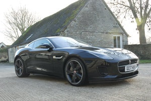 Picture of 2018 Jaguar F-Type 3.0L Coupe 340 ps R-Dynamic For Sale