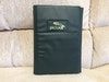 Wallet with all Handbooks