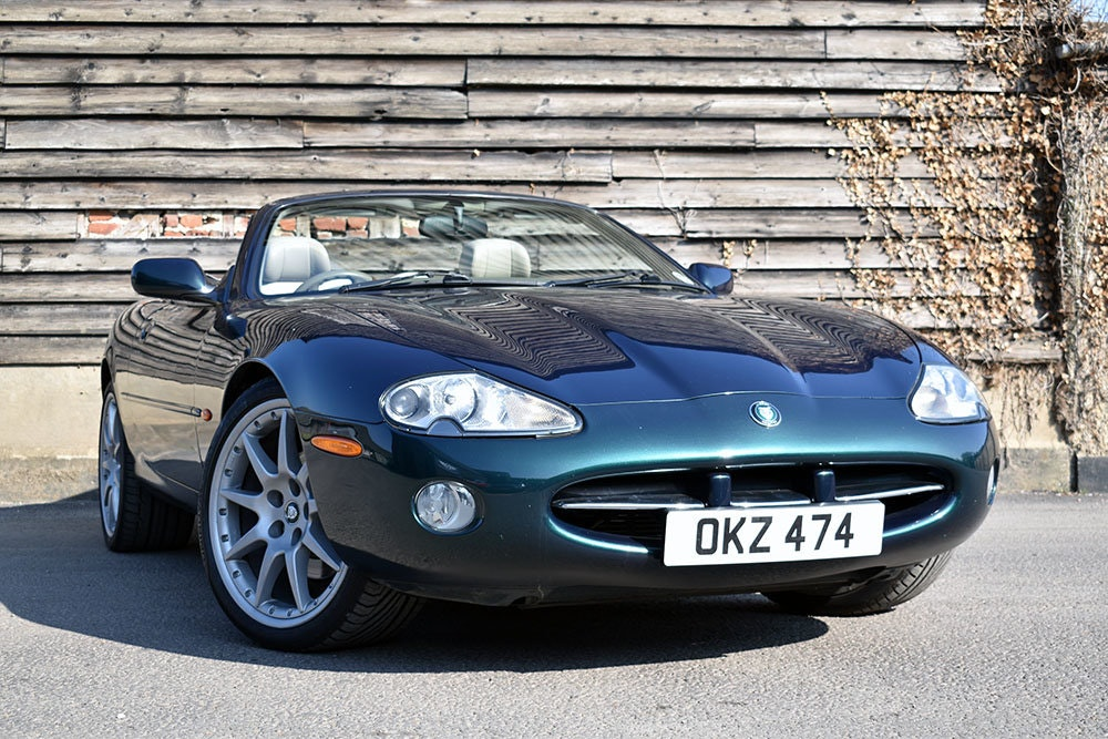 2001 Jaguar XK8 4.0 Convertible Auto + RAC Approved For Sale (picture 1 of 1)