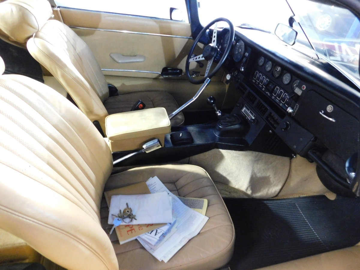 1974 JAGUAR E TYPE V12 MANUAL ROADSTER For Sale (picture 19 of 25)