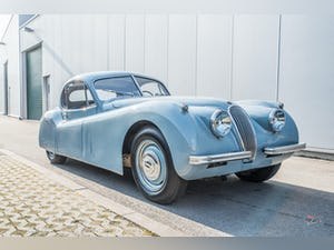 1952 Jaguar XK 120 Fixed head coupe For Sale (picture 1 of 14)