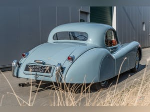 1952 Jaguar XK 120 Fixed head coupe For Sale (picture 2 of 14)