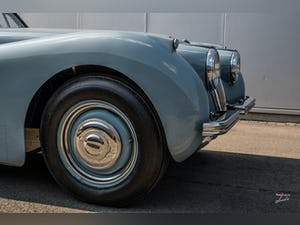 1952 Jaguar XK 120 Fixed head coupe For Sale (picture 4 of 14)