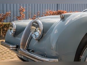 1952 Jaguar XK 120 Fixed head coupe For Sale (picture 5 of 14)