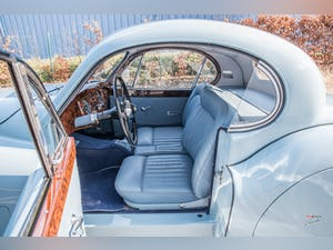 1952 Jaguar XK 120 Fixed head coupe For Sale (picture 7 of 14)