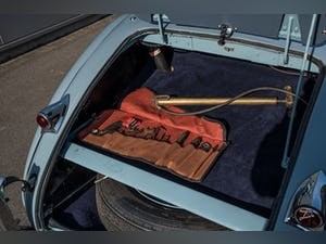 1952 Jaguar XK 120 Fixed head coupe For Sale (picture 13 of 14)