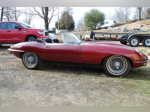 1969Jaguar XKE E-type Roadster For Sale (picture 1 of 6)