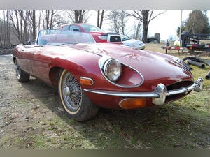 1969Jaguar XKE E-type Roadster For Sale (picture 2 of 6)