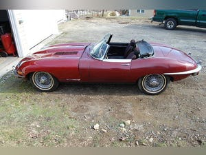 1969Jaguar XKE E-type Roadster For Sale (picture 4 of 6)