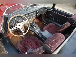 1969Jaguar XKE E-type Roadster For Sale (picture 5 of 6)