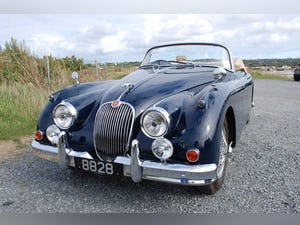 1959 Jaguar XK 150 3.8 DHC - RHD with documented restoration For Sale (picture 1 of 6)