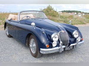 1959 Jaguar XK 150 3.8 DHC - RHD with documented restoration For Sale (picture 2 of 6)