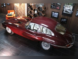 1965 E-Type 4.2 Litre FHC Series 1 For Sale (picture 2 of 6)