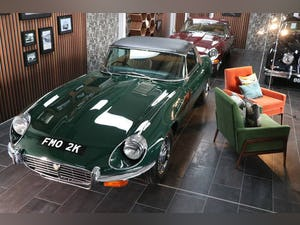 1972 E-Type 5.3 Litre V12 Roadster Series 3 For Sale (picture 1 of 6)