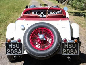 1957 XK150 Special Open 2 seater For Sale (picture 5 of 6)