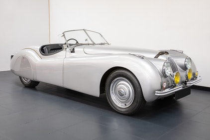 Picture of Jaguar XK120 Roadster Alloy Body 1949 For Sale