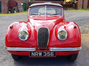 1954 Very Original RHD Jaguar XK120 DHC SE P/x Considered For Sale (picture 2 of 12)