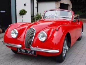 1954 Very Original RHD Jaguar XK120 DHC SE P/x Considered For Sale (picture 3 of 12)