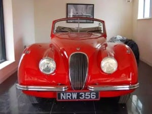 1954 Very Original RHD Jaguar XK120 DHC SE P/x Considered For Sale (picture 12 of 12)