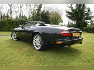 1998 XK8 CONVERTABLE LOW 25,110 mls ON NEW ENGINE For Sale (picture 3 of 12)