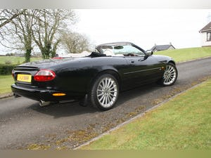 1998 XK8 CONVERTABLE LOW 25,110 mls ON NEW ENGINE For Sale (picture 4 of 12)