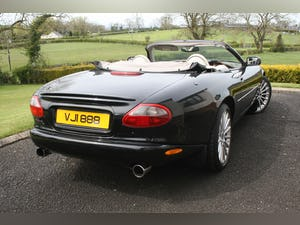 1998 XK8 CONVERTABLE LOW 25,110 mls ON NEW ENGINE For Sale (picture 9 of 12)