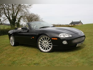 1998 XK8 CONVERTABLE LOW 25,110 mls ON NEW ENGINE For Sale (picture 5 of 12)