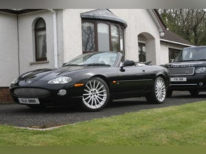 1998 XK8 CONVERTABLE LOW 25,110 mls ON NEW ENGINE For Sale (picture 7 of 12)
