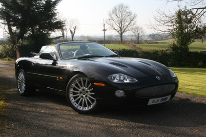 Picture of 1998 XK8 CONVERTABLE LOW MILEAGE 25,110 ON NEW ENG For Sale