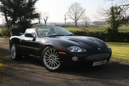 Picture of 1998 XK8 CONVERTABLE LOW 25,110 mls ON NEW ENGINE For Sale