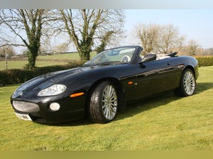 1998 XK8 CONVERTABLE LOW 25,110 mls ON NEW ENGINE For Sale (picture 6 of 12)