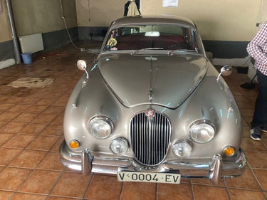 Picture of 1964 Jaguar MK II 3.8, 4 manual speed, overdrive For Sale