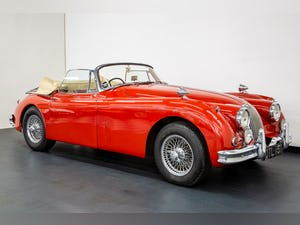 1959 JAGUAR XK150S DROPHEAD COUPE 3400cc 1 OF 19 RHD EXAMPLES For Sale (picture 1 of 27)
